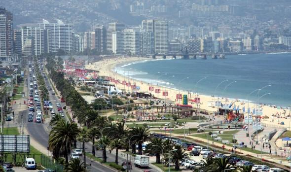 Viña del Mar se consolida como la mejor ciudad de Chile, destacó alcaldesa Virginia Reginato