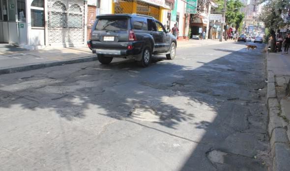 Municipio de Viña del Mar informa sobre inicio de trabajos de calle Traslaviña y desvíos de tránsito