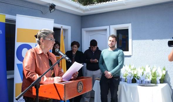 """Municipio de Viña del Mar entregó inmueble para albergar la """"Casa del profesor"""""""