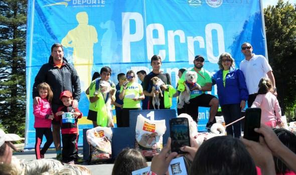 Municipalidad de Viña del Mar realizó con éxito sexta Perrorunning 2015