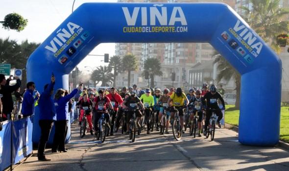 Cicletada familiar en Viña del Mar tendrá motivo temático por Halloween