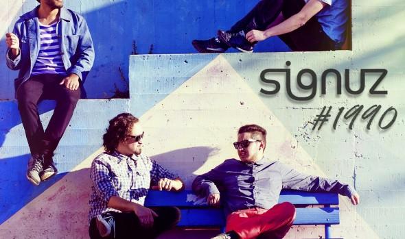 Municipalidad de Viña del Mar invita a lanzamiento de disco #1990 de  Banda Signuz