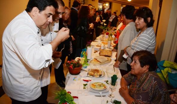 """Con originales recetas finalizó la 2ª  versión del concurso gastronómico """"Secretos de cocina"""" organizado por el municipio de Viña del Mar"""
