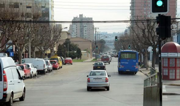 Municipio de Viña del Mar iniciará estudio de prefactibilidad vial de eje 5 Oriente y calle Quillota