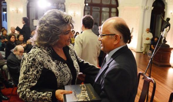 42º concurso de ejecución musical Luis Sigall fue inaugurado por alcaldesa Virginia Reginato