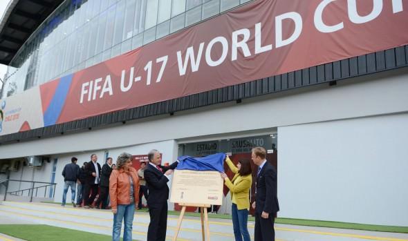 Positivo balance del Mundial sub 17 en Viña del Mar realizó alcaldesa Virginia Reginato