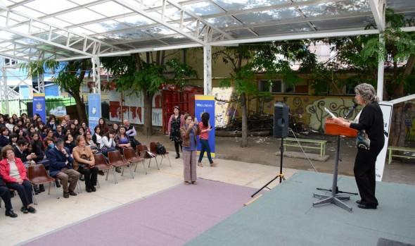 """""""Romeo y Julieta"""" se presenta en planteles educacionales de Viña del Mar para la prevención del consumo de alcohol y drogas:"""