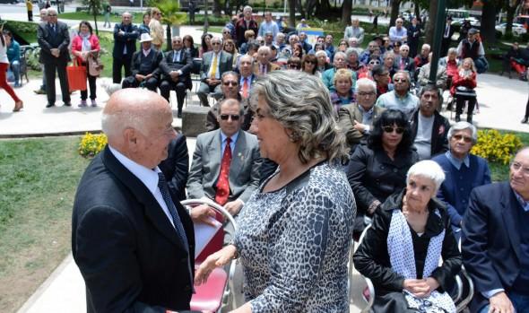 Día del Mutualista en Viña del Mar, fue encabezado por alcaldesa Virginia Reginato