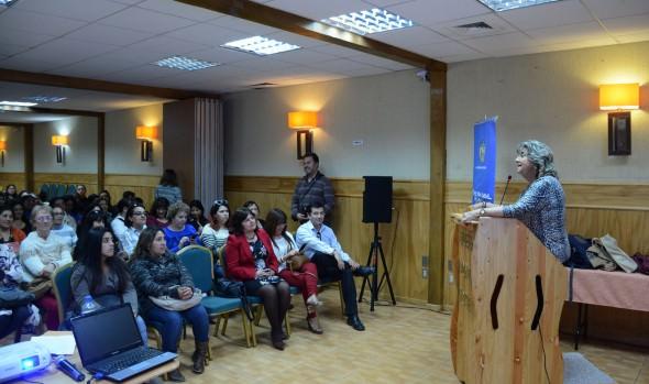 Municipio de Viña del Mar y Sernam fortalecen el  apoyo a mujeres jefas de hogar  para incorporarse al mercado laboral