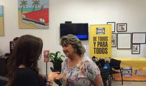 Alcaldesa Virginia Reginato difunde el Festival de Viña del Mar en Estados Unidos