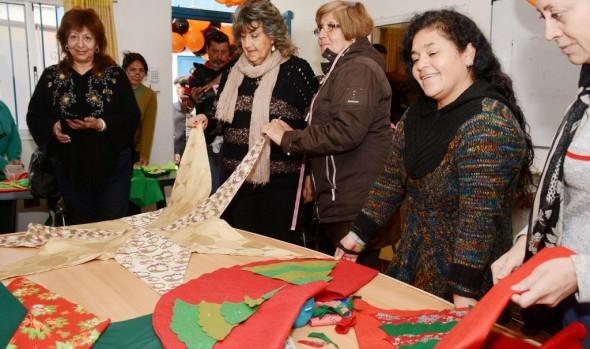 Municipio de Viña del Mar invita a participar en talleres de Navidad
