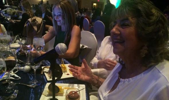 Alcaldesa Virginia Reginato destacó  importancia para el Festival de  Viña haber participado en Gala de los Grammy latino