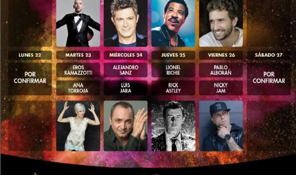 Otra leyenda llega al Festival de los festivales, alcaldesa Virginia Reginato confirmó a Lionel Richie