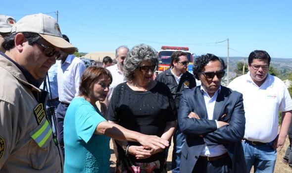 Municipio de Viña del Mar y Bomberos potencian trabajo comunitario con campaña de prevención de incendios forestales