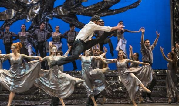 """A presentación de Ballet """"Zorba el griego"""" en la Quinta Vergara invita alcaldesa Virginia Reginato"""