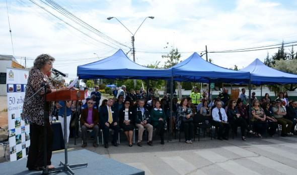 Comunidad de Gómez Carreño celebró en grande los 50 años de su sector con apoyo del Municipio de Viña del Mar
