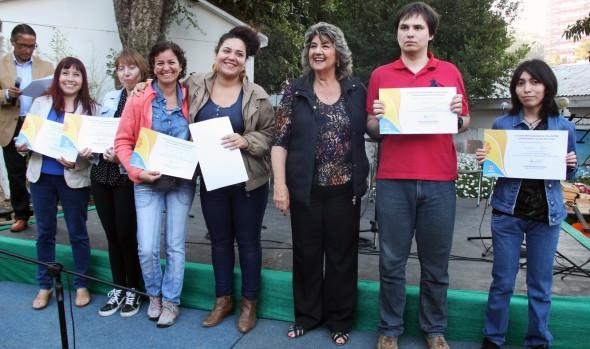 Casa de las Artes de la Municipalidad de Viña del Mar cierra exitosamente programa de talleres artísticos