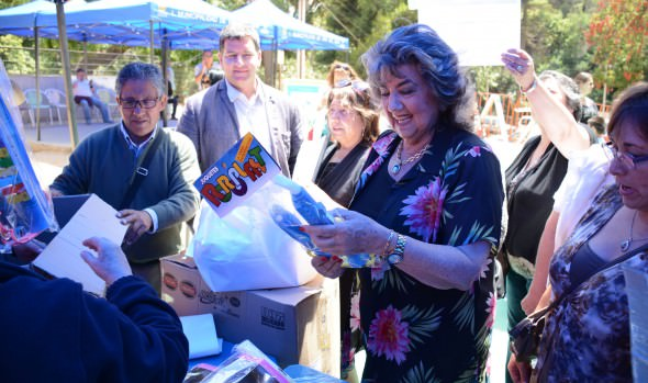30 mil juguetes de Navidad entrega el municipio de Viña del Mar a diversas organizaciones comunitarias