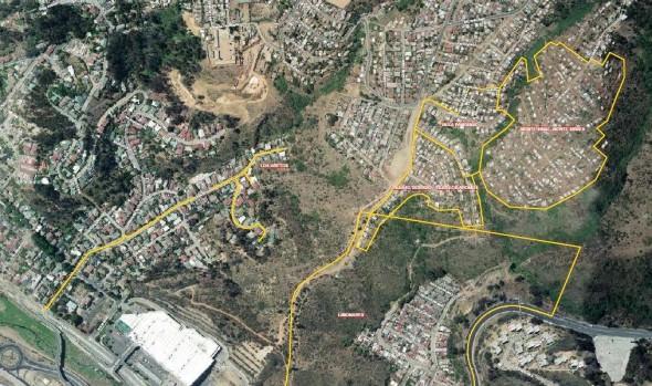 Municipio de Viña del Mar adjudicó plan maestro para campamento Monte Sinaí y Villa El Dorado