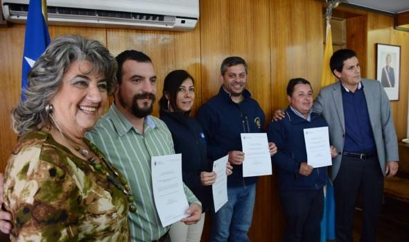 Positivo balance 2015 de la Mesa de técnica para la prevención de riesgos realizó alcaldesa Virginia Reginato