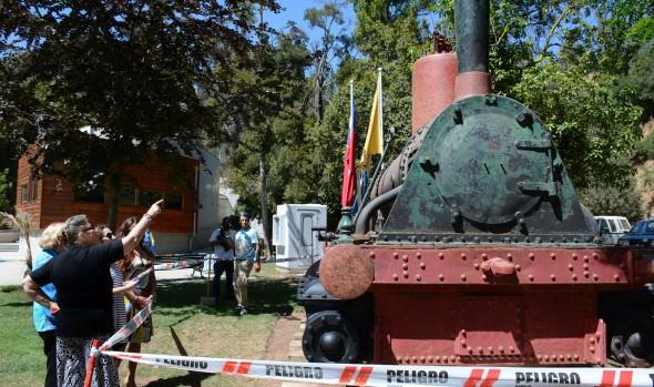 Museo Artequin restaura importante patrimonio ferroviario de Viña del Mar