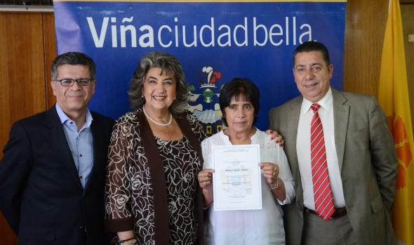 Funcionarios municipales  de Viña del Mar se certificaron en alfabetización digital