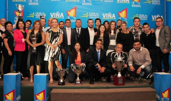 PUCV se tituló campeón de la VI Olimpiada Interempresas y Servicios Públicos de Viña del Mar