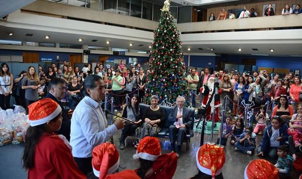 Muy Feliz Navidad y un gran año 2016