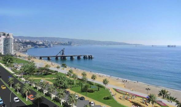 Municipio de Viña de Mar llama a licitación para mejoramiento de parque San Martín