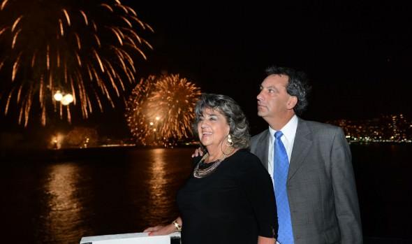 Muchas felicidades para el 2016 deseó alcaldesa Virginia Reginato