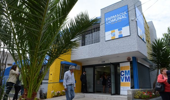 Farmacia comunal de Viña del Mar abrió sus puertas a los beneficiarios