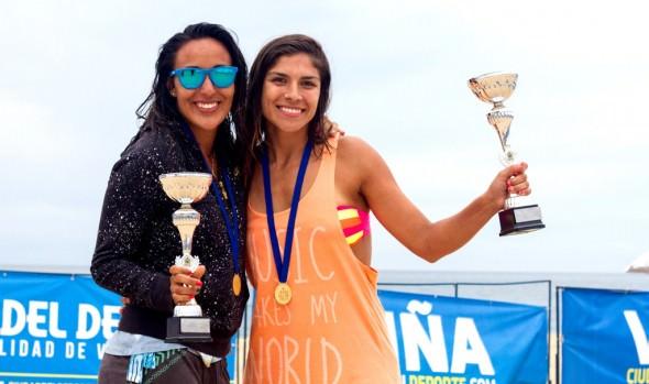 48 duplas participaron en VII fecha del circuito de vóleibol playa 2015-16