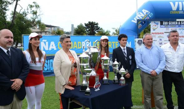 16 equipos buscarán adjudicarse el XVI campeonato de rugby  Seven a Side juvenil en Viña del Mar