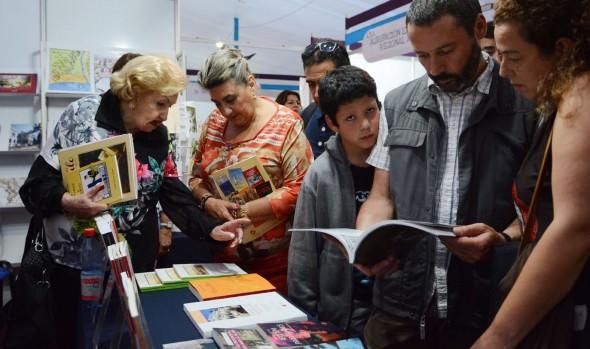 Actividades literarias y musicales ofrece 34ª Feria del Libro de Viña del Mar