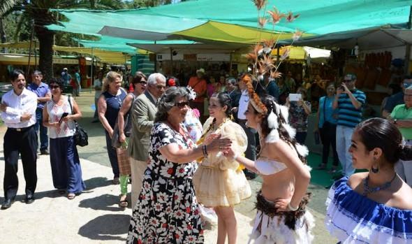 57ª Feria Internacional de Artesanía de Viña del Mar fue inaugurada por alcaldesa Virginia Reginato