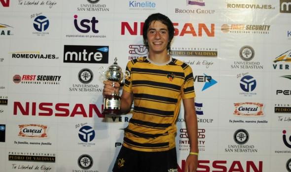 Saint George´s es el nuevo campeón del Seven a Side Internacional juvenil de Viña del Mar
