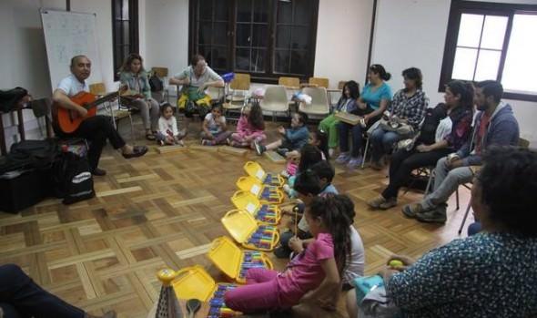 Municipio invita a seguir participando en las actividades que realiza la Casa de las Artes de Viña del Mar