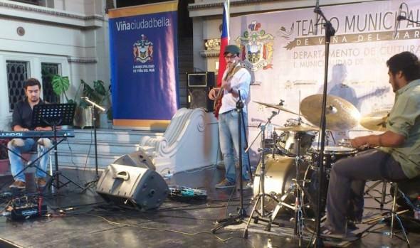 MUNICIPIO CONTINÚA EXITOSO CICLO MUSICAL VIÑA JAZZ 2016