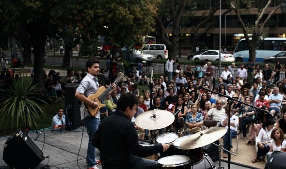 Público ovacionó a agrupaciones que participaron en nueva jornada del ciclo Viña Jazz