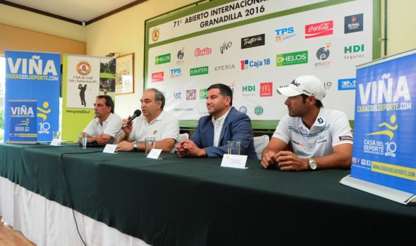 LOS MEJORES GOLFISTAS DEL CONTINENTE SE DARÁN CITA EN EL ABIERTO DE GRANADILLA