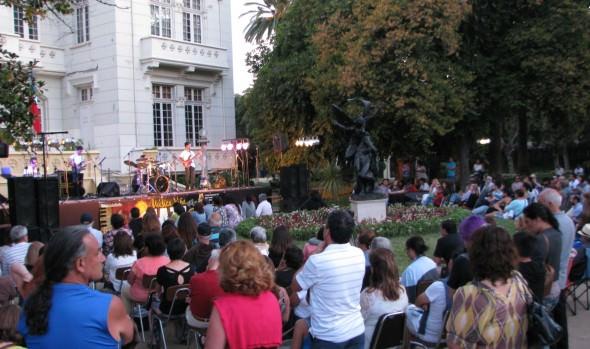 MASIVA ASISTENCIA DE PÚBLICO REGISTRÓ CONCIERTO FUSIÓN GÓSPEL EN EL PALACIO CARRASCO