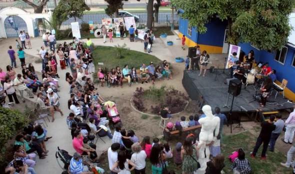 MUNICIPALIDAD DE VIÑA DEL MAR INVITA A PARTICIPAR EN EL PROGRAMA DE VERANO DE LA CASA DE LAS ARTES