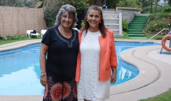 Alcaldesa Virginia Reginato sostuvo encuentro con Sandra Ossandón, Jurado Popular del Festival de Viña 2016