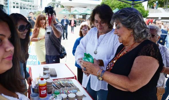 """Municipio de Viña del Mar apoya Campaña """"Playa sustentable"""" que se desarrollará durante febrero en Caleta Abarca"""