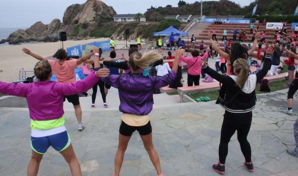 Cambios en su programación tendrán este lunes las actividades en anfiteatro de Playa del Deporte