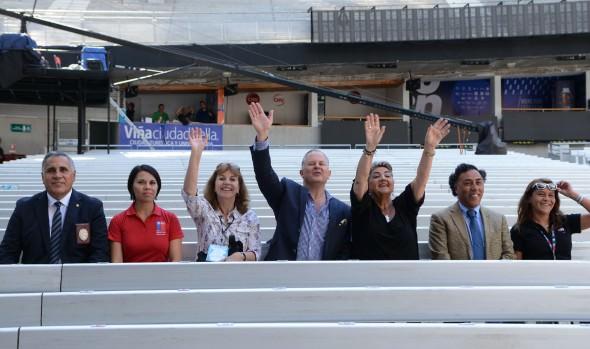 Quinta Vergara cumple con requisitos de seguridad para el Festival de Viña del Mar