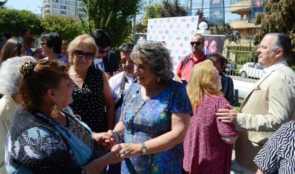 Jardines del Palacio Rioja dieron vida a la tradicional Gala vecinal