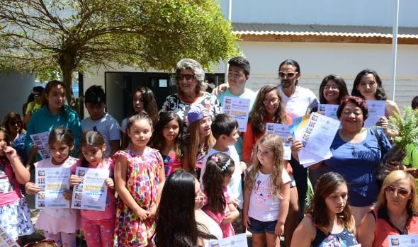 """Participación de la comunidad en programa """"Verano Entretenido"""", destacó alcaldesa Virginia Reginato"""