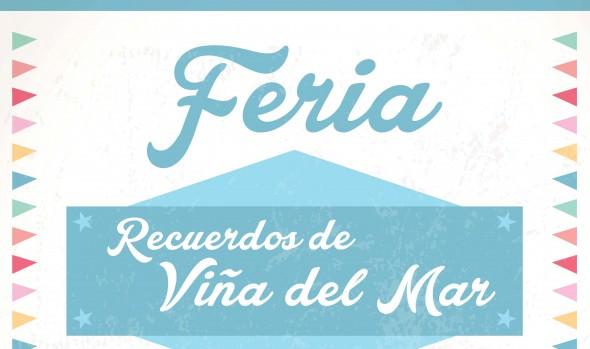 Feria Recuerdos de Viña del Mar se presenta en jardines del Palacio Carrasco