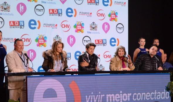 Alcaldesa Virginia Reginato realizó positivo balance del Festival de Viña 2016